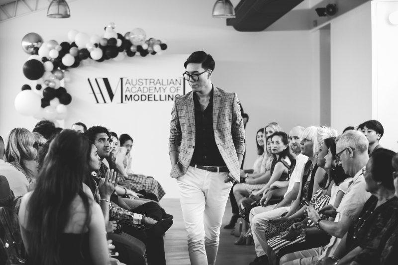 australian academy of modelling australia catwalk short course 1