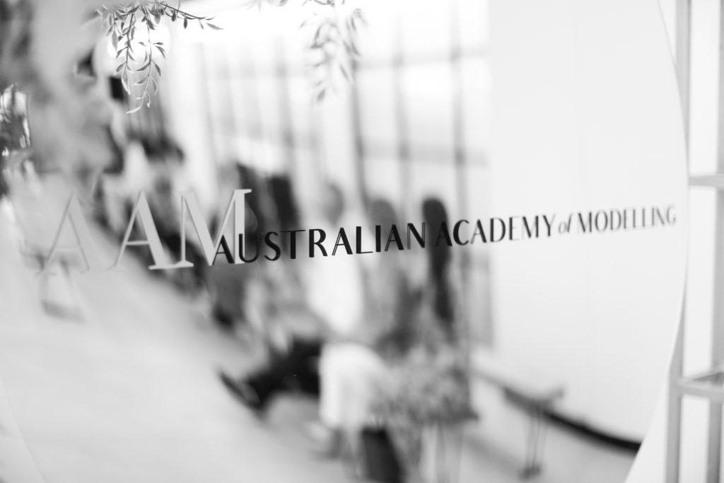 australian academy of modelling aam graduate AAM runway graduation catwalk