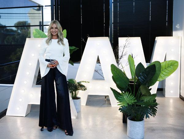 Kristina Schapova compagnino AAM australian academy of modelling