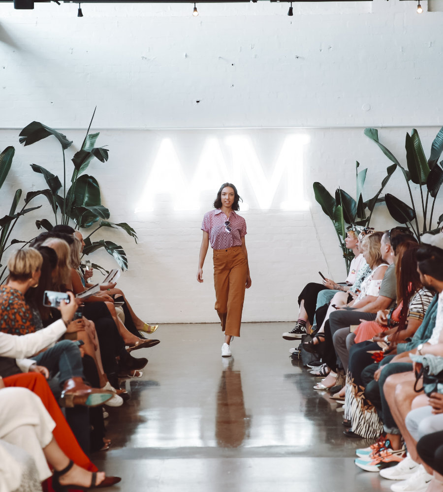 picture Australian academy of modeling Catwalk Short Course