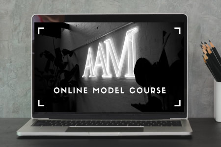 image Online Model Course